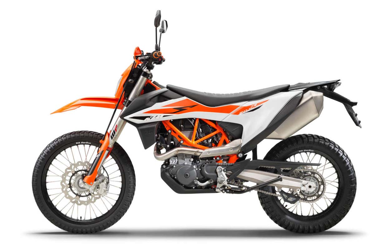 KTM 690 Enduro R technical specifications